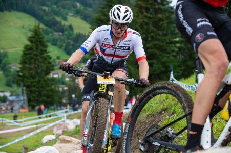 Herausfordernder Weltcup für die Mountainbiker