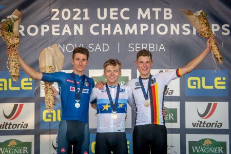 EM Novi Sad: Bronzemedaille für David List